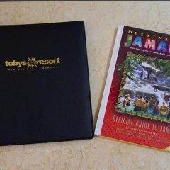 Отель Tobys Resort интерьер отеля фото 2