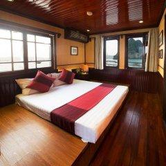 Отель Swan Cruises Halong комната для гостей