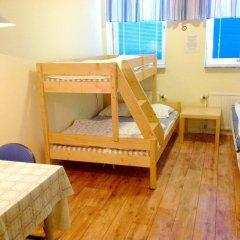 City Apartment Hotel 2* Номер с общей ванной комнатой с различными типами кроватей (общая ванная комната) фото 4