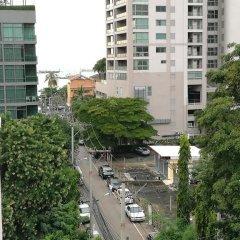 Апартаменты Soi 5 Apartment балкон