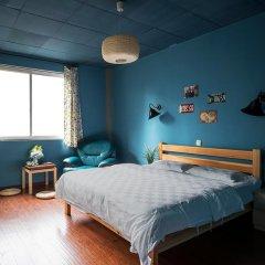Chengdu Steam Hostel Стандартный номер с различными типами кроватей фото 2