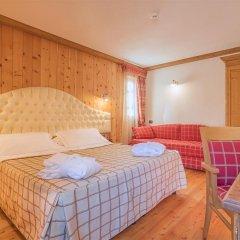 Hotel Lo Scoiattolo 4* Номер Комфорт с различными типами кроватей фото 4