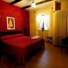 Отель Agriturismo Hornos Нумана комната для гостей фото 3