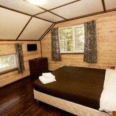 Гостиница Country Club Edem Коттедж с разными типами кроватей фото 13