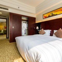 Отель Holiday Inn Shanghai Hongqiao Central 4* Представительский люкс с различными типами кроватей фото 8