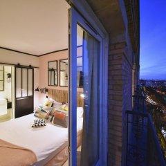Отель Innova Франция, Париж - 1 отзыв об отеле, цены и фото номеров - забронировать отель Innova онлайн балкон