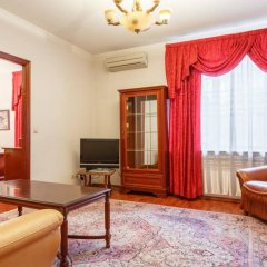 Гостиница Apartmen on Vasilievskaya 4 комната для гостей фото 4