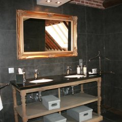 Отель B&B N°5 Бельгия, Льеж - отзывы, цены и фото номеров - забронировать отель B&B N°5 онлайн ванная фото 2