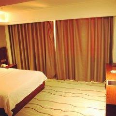 Guanghua Hotel 3* Улучшенный номер с различными типами кроватей