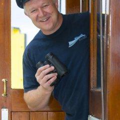 Отель Hotelboat Allure Нидерланды, Амстердам - отзывы, цены и фото номеров - забронировать отель Hotelboat Allure онлайн интерьер отеля фото 3