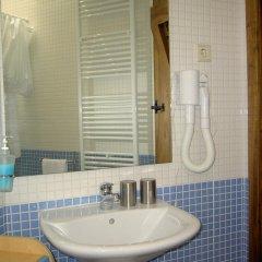Отель A Lagosta Perdida Стандартный семейный номер разные типы кроватей фото 4