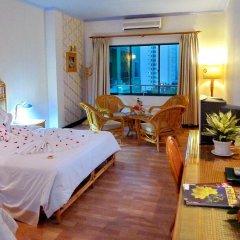 Green Hotel Nha Trang 3* Улучшенный номер фото 4