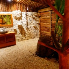 Отель Fafarua Ile Privée Private Island Французская Полинезия, Тикехау - отзывы, цены и фото номеров - забронировать отель Fafarua Ile Privée Private Island онлайн интерьер отеля