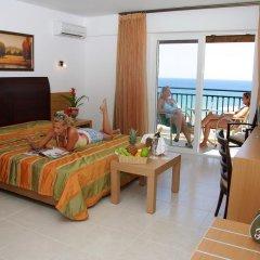 Mediterraneo Hotel - All Inclusive 4* Стандартный номер с различными типами кроватей фото 3