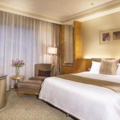 Millennium Hotel Chengdu 4* Улучшенный номер с различными типами кроватей фото 2