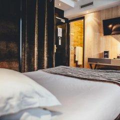 Отель Hôtel Le Notre Dame Saint Michel 3* Стандартный номер с различными типами кроватей