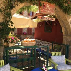 Отель Side Doga Pansiyon Стандартный номер фото 37