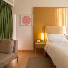 Отель Hilton Athens 5* Стандартный номер разные типы кроватей фото 18