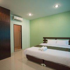 Отель Tim Mansion 3* Стандартный номер двуспальная кровать фото 4