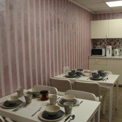 Хостел Ника-Сити Кровати в общем номере с двухъярусными кроватями фото 32