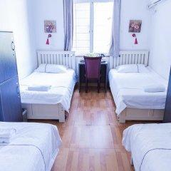 Chengdu Traffic Youth Hostel Кровать в общем номере с двухъярусной кроватью