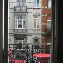 Отель Chatelain Cosy Nest балкон