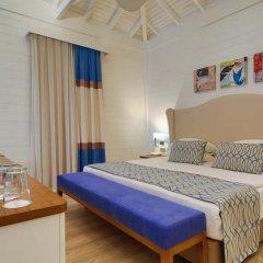 Отель Nirvana Lagoon Villas Suites & Spa 5* Вилла с различными типами кроватей фото 37