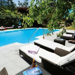 Отель Gasthof Kirchsteiger Горнолыжный курорт Ортлер бассейн