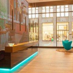 Отель Motel One Berlin-Potsdamer Platz Германия, Берлин - отзывы, цены и фото номеров - забронировать отель Motel One Berlin-Potsdamer Platz онлайн фитнесс-зал