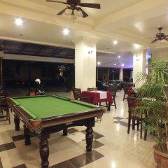 Апартаменты Chaba Garden Apartment гостиничный бар