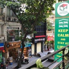 Hanoi Light Hostel Кровать в общем номере с двухъярусной кроватью фото 5