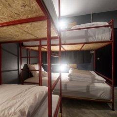 Bed Hostel Кровать в женском общем номере фото 7