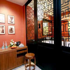 Shanghai Mansion Bangkok Hotel 4* Номер Делюкс с различными типами кроватей
