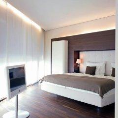 SIDE Design Hotel Hamburg 5* Представительский номер разные типы кроватей