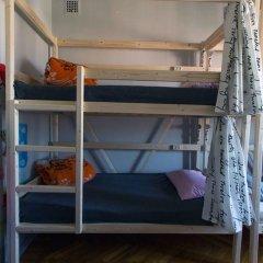 Artist Hostel na Kievskoy Кровать в общем номере с двухъярусной кроватью фото 5