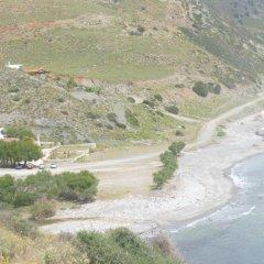 Отель Preveli Rooms пляж фото 2