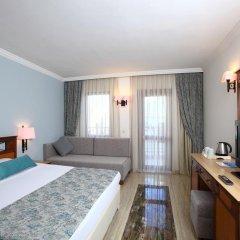Отель Asteria Bodrum Resort - All Inclusive 5* Стандартный номер с различными типами кроватей фото 4