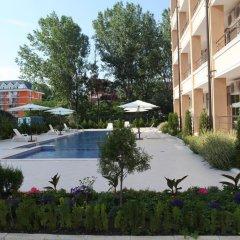 Отель Saint Elena Apartcomplex пляж
