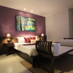 Отель The Guide Hometel 2* Номер Делюкс разные типы кроватей фото 19