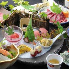 Отель Oyado Kafugetsu Минамиогуни питание