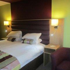 Gullivers Hotel 3* Представительский люкс с различными типами кроватей фото 6