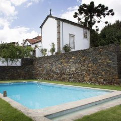 Отель Quinta de Santa Júlia Португалия, Пезу-да-Регуа - отзывы, цены и фото номеров - забронировать отель Quinta de Santa Júlia онлайн бассейн фото 3
