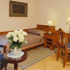 Отель Bristol Vila Tereza Карловы Вары комната для гостей фото 3