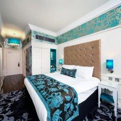 Hotel Indigo Glasgow 4* Улучшенный номер с разными типами кроватей