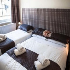 Отель Queen Anne's Guest House 3* Стандартный номер с различными типами кроватей