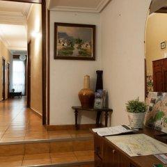 Отель Pension Iberia интерьер отеля