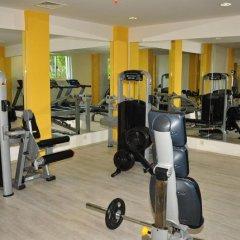 Bella Resort & Spa Турция, Сиде - отзывы, цены и фото номеров - забронировать отель Bella Resort & Spa - All Inclusive онлайн фитнесс-зал фото 2