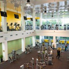 Grand Spa Hotel Avax фитнесс-зал фото 2