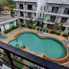 Отель Pool Access 89 at Rawai 3* Стандартный номер с различными типами кроватей фото 13