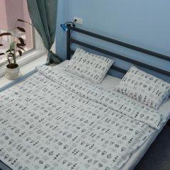 Хостел «Циолковский на ВДНХ» Кровать в общем номере с двухъярусной кроватью фото 2